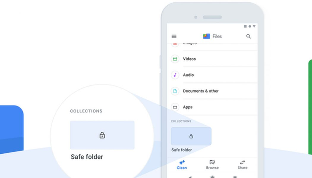Files by Google adds PIN protection for your most sensitive files on Android