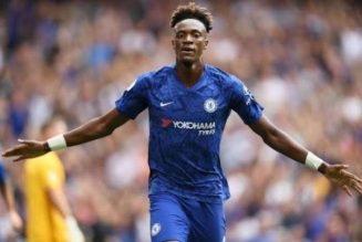 Frank Lampard looking to sell Tammy Abraham
