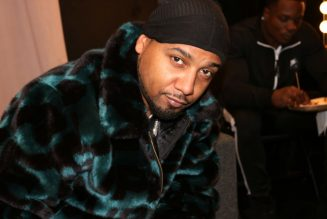 Fresh Out The Bing Juelz Santana Heads To The Dentist To Make Sure His Purchased Chompers Are Good
