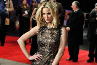 Girls Aloud's Sarah Harding Reveals She's 'Fighting' Breast Cancer