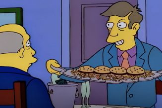 Go read this oral history of The Simpsons' iconic 'Steamed Hams' sketch