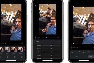 Google Photos on iOS can now crop, trim, and add filters to your videos