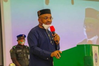 Governor Emmanuel: No cultist will succeed me in 2023