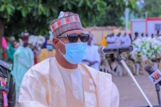 Governor Zulum: I criticise troops to help them improve