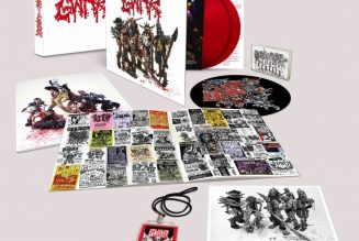 GWAR Announce 30th Anniversary Editions of Scumdogs of the Universe on Vinyl, CD, and Cassette