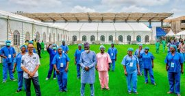 Health workers in Lagos call for improved welfare packages
