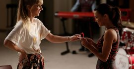 Heather Morris, Grieving the Death of Naya Rivera, Reflects On Brittany & Santana's 'Glee' Relationship