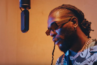 Here is the tracklist for 'Twice As Tall' album by Burna Boy