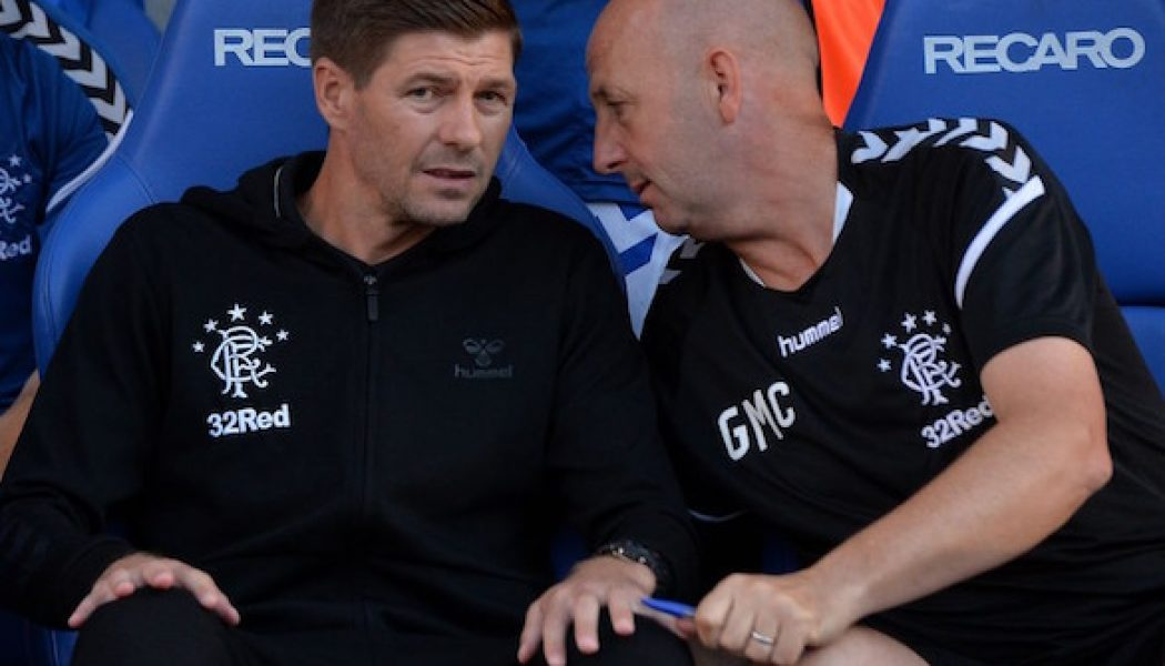 'He's a winner' – Former teammate backs Gerrard signing to succeed at Rangers