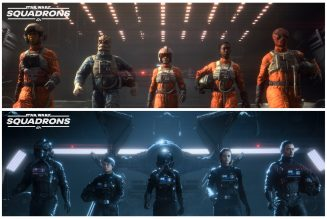 HHW Gaming: New 'Star Wars: Squadrons' Gameplay Trailer Shows Of Single-Player Campaign