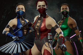 HHW Gaming: The Ladies of 'Mortal Kombat 11: Aftermath' Don Klassic Looks With Femme Fatale Skin Pack