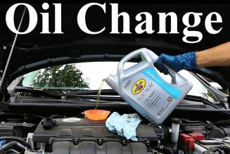 How to Change the Oil in Your Car, Truck, or SUV