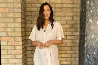 I Think Rochelle Humes Has the Best Summer Dress Collection