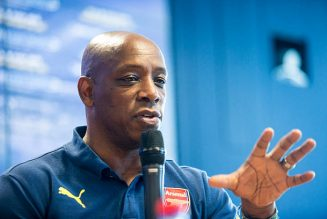 Ian Wright's five-word reaction as Arsenal part ways with Raul Sanllehi