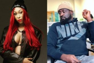 'I'm suffering, give me my money' – Cynthia Morgan to Jude Okoye