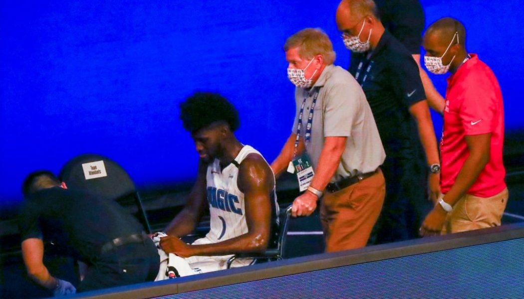 In Jesus Name: Jonathan Isaac Tears ACL Days After Standing For National Anthem