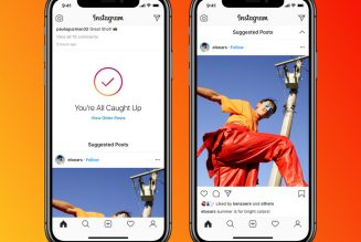 Instagram rolls out suggested posts to keep you glued to your feed