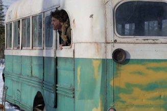 Into the Wild Bus Finds New Home at Fairbanks Museum