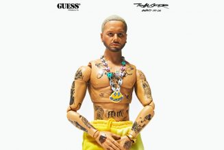 J Balvin's New Doll Is Ready For Action