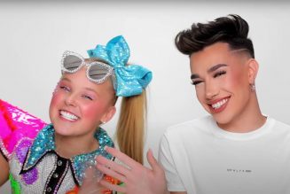James Charles Says He Received 'Death Threats' After JoJo Siwa Makeover
