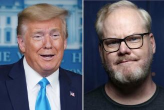 "Jim Gaffigan Goes on Epic Tweetstorm After Watching Trump's RNC Speech: ""RIP Truth"""