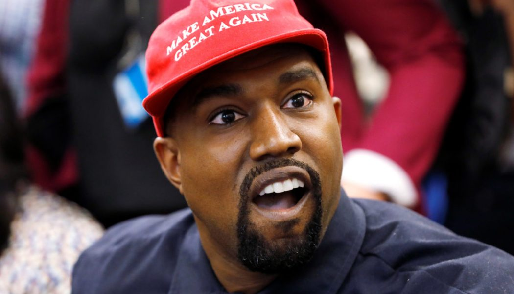 Kanye Booted Off the Presidential Ballot in His Home State of Illinois