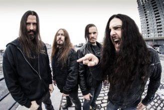 KATAKLYSM Unveils Music Video For New Single 'Underneath The Scars'
