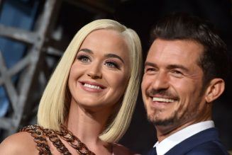 Katy Perry And Orlando Bloom Welcome A Baby Daughter With A Familiar Name