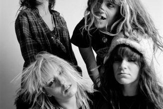 L7's Smell the Magic to Be Issued on Vinyl for the First Time