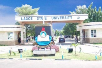LASU Senate elects Prof. Wahab as new deputy vice-chancellor
