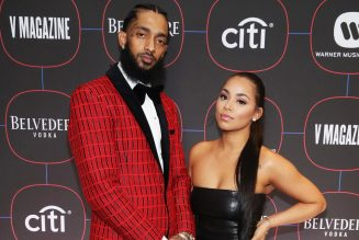 Lauren London Remembers Nipsey Hussle on Late Rapper's 35th Birthday: 'I Know You Walk With Me'