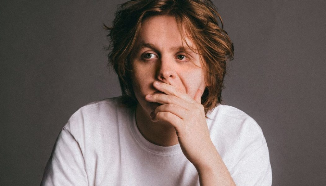 Lewis Capaldi, Passed Over for a Grammy Nod for Best New Artist, Lands His 2nd Top 10 Hit on the Billboard Hot 100