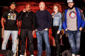 Louis C.K. Was a 'Surprise Guest' at Dave Chappelle's Latest Socially Distanced Show