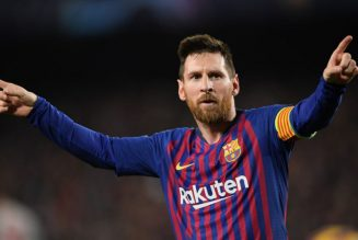 Luis Figo on whether Messi would ever join Real Madrid