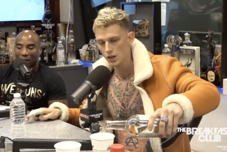"""Machine Gun Kelly """"Concert For Aliens,"""" Blueface ft. Trucarr """"Outside (Remix)"""" & More 