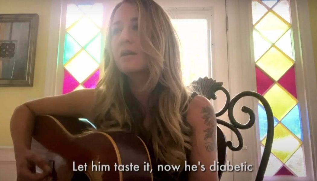 """Margo Price Covers Cardi B and Megan Thee Stallion's """"WAP"""" on The Daily Show: Watch"""