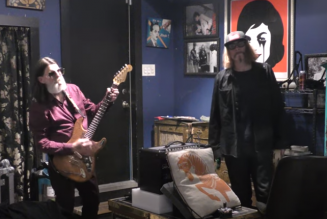 Mark Lanegan and Dylan Carlson Collab on Cover of Galaxie 500's 'Summertime'
