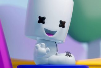 """Marshmello Unveils Miniature 'Lil Mello Character in Kids Channel """"Mellodees"""""""