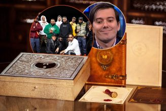 Martin Shkreli's Purchase of Wu-Tang Clan's Once Upon a Time in Shaolin to Become Netflix Film