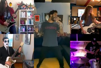 Members of Vio-lence, Converge, Havok and More Cover Billy Idol's 'Rebel Yell'
