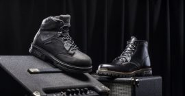 Metallica Team Up with Wolverine for New Boots to Benefit Trade School Students