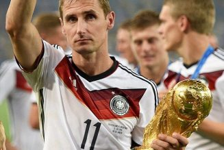 Miroslav Klose: Africa will win FIFA World Cup with more slots