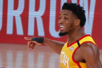 NBA's Donovan Mitchell Donates $45K To Jacob Blake's Children, adidas Matches