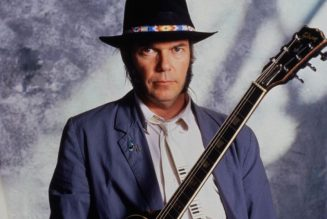 Neil Young Announces His Next Three Archival Releases