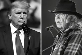 Neil Young Sues Donald Trump for Copyright Infringement