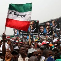 Nigeria's political elite fight it out for Edo State