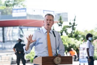 NYC Sets Up More COVID Checkpoints Around The City