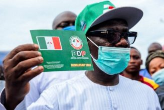 Ondo deputy governor officially resigns as PDP member