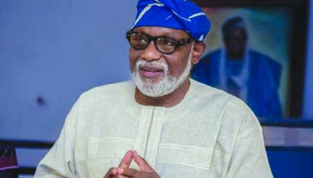 Ondo guber: APC leaders endorse Governor Akeredolu's re-eelction