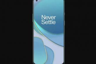 OnePlus may have accidentally revealed the upcoming OnePlus 8T